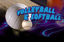 Volleyball and Softball Leagues